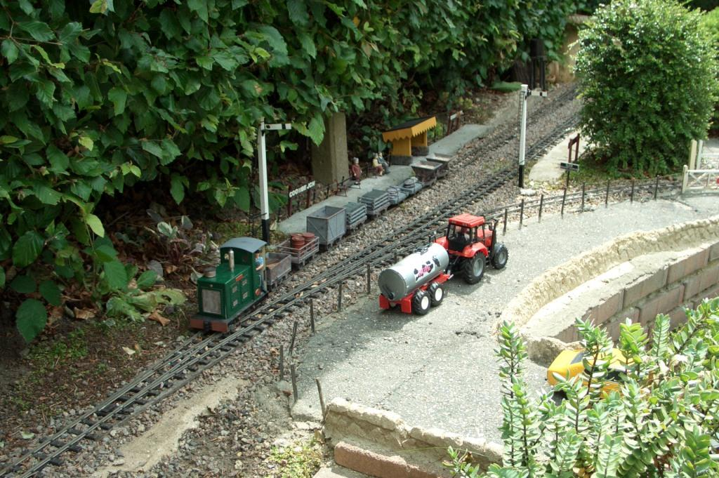 A goods at Coombe junction